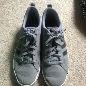 Men's Adidas Pace VS Nubuck Trainers
